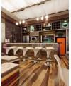 parquet exotique guavira verni en contrecollé massif largeur 140mm épaisseur 15mm
