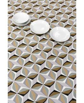 Carrelage décor imitation carreau ciment 20x20cm rectifié, santafun winter1, R10