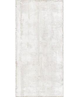 Carrelage antidérapant imitation béton brut mat, rectifié, Santaform light 60x120x1cm