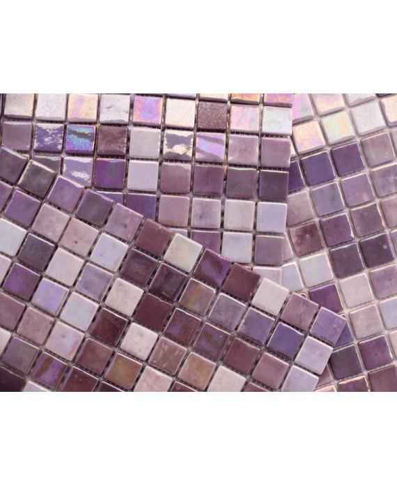 emaux de verre acquaris bali 2.5x2.5 cm