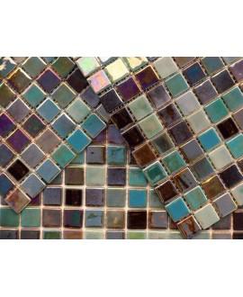 emaux de verre acquaris maldivas 2.5x2.5 cm
