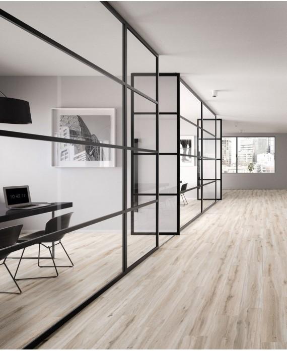 carrelage santawood white 30x180 cm