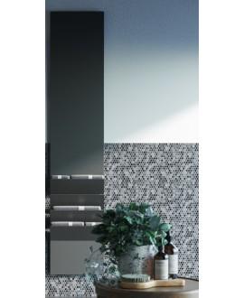 Sèche-serviette radiateur électrique design AntflapsB 171x35cm de couleur
