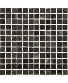emaux de verre br-9001 antidérapant 2.5x2.5 cm