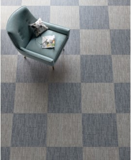 Carrelage imitation tissu, tapis, gris, salon, rectifié, santadigitalart gris.