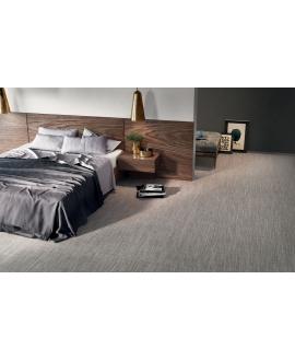 Carrelage chambre, imitation tissu, tapis, gris, rectifié, santatailorart gris.