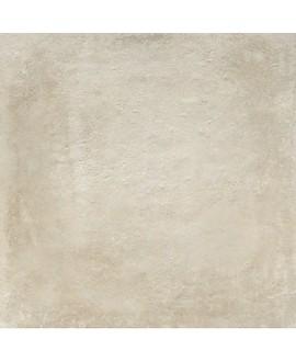 Carrelage imitation béton et résine beige mat, 80x80cm rectifié, pastshade sabbia