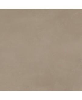 Carrelage imitation béton ou résine mat taupe, XXL 100x100cm rectifié, Porce1800 Vison.