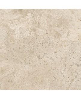 Carrelage imitation pierre beige anti-dérapant 100x100cm, terrasse piscine rectifié, R11 A+B+C, porce1916 caramel