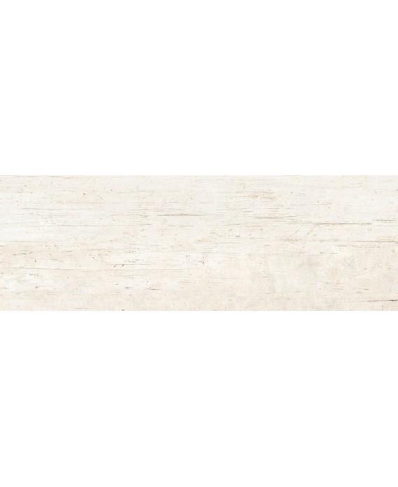 Carrelage terrasse antidérapant de forte épaisseur imitation parquet 40x120x2cm rectifié, R11 A+B+C, santablend blanc
