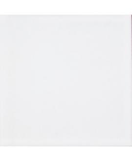 Carrelage peint à la main decor japonais blanc 10x10x1cm D albatre