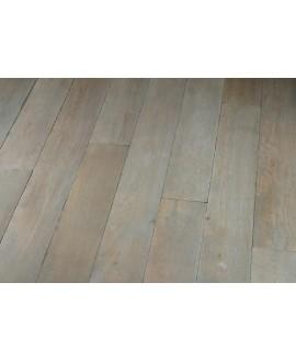 Parquet vieilli chêne gris pastel huilé contrecollé top 3.2mm largeur 140, 170,190mm PA66 CDE