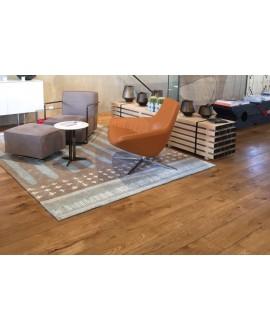 Parquet vielli chêne contrecollé plancher ancien doré antique top 3.2mm largeur 140, 170,190mm PA5 CDE