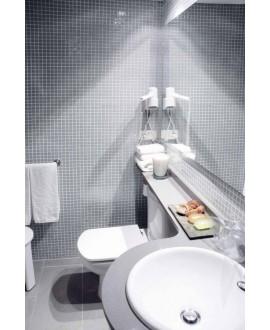 Emaux de verre piscine mosaique salle de bain douche crédence cuisine mosmc-401 2.5x2.5cm sur trame.