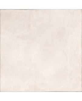 Carrelage imitation béton ou résine mat, XXL 120x120cm rectifié, santaset white