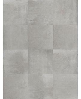 Carrelage imitation béton ou résine, 60x60x1cm rectifié, SD ash mat