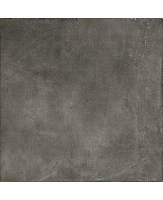 Carrelage imitation béton ou résine mat, 90x90cm rectifié, Santaset dark