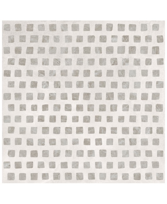 carrelage santaset gem white 90x90cm