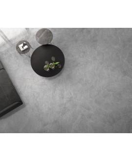 carrelage imitation marbre gris satiné rectifié 60x60x1cm, salle de bain, santagrigiosavoia