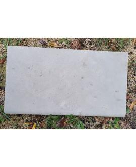 Dalle en pierre gris 60X40cm épaisseur 2cm et 3cm artaza gris
