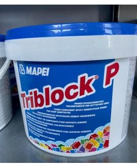 Etanchéité à appliquer avant le collage de la fibre de verre, Triblock P 5kg