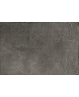 Carrelage anti-dérapant terrasse forte épaisseur imitation béton 90x60x2cm, R11 A+B+C, imitation béton santaset dark