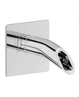 mitigeur lavabo encastré moderne contemporain onlyone 206 chromé 00206R