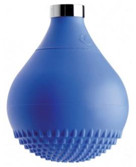 pommeau de douche bleu drop001
