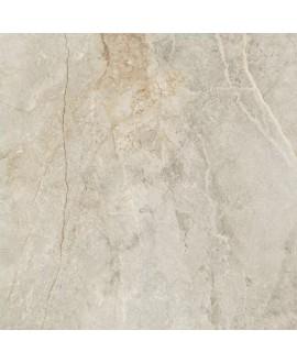 Carrelage imitation marbre ivoire mat, XXL 100x100cm rectifié, Porce1850 sand.