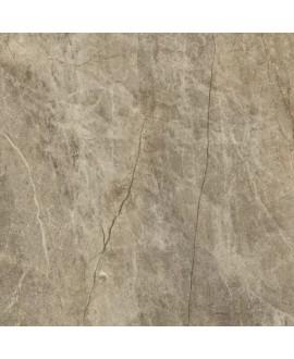Carrelage imitation marbre brun mat, XXL 100x100cm rectifié, Porce1850 land.