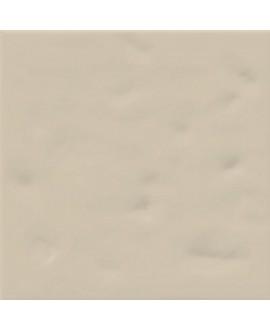 Carrelage imitation carreau ciment beige mat bosselé 20x20cm V berta beige