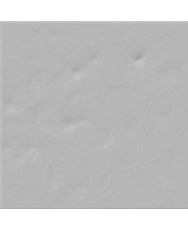 Carrelage imitation carreau ciment gris mat bosselé 20x20cm V berta gris