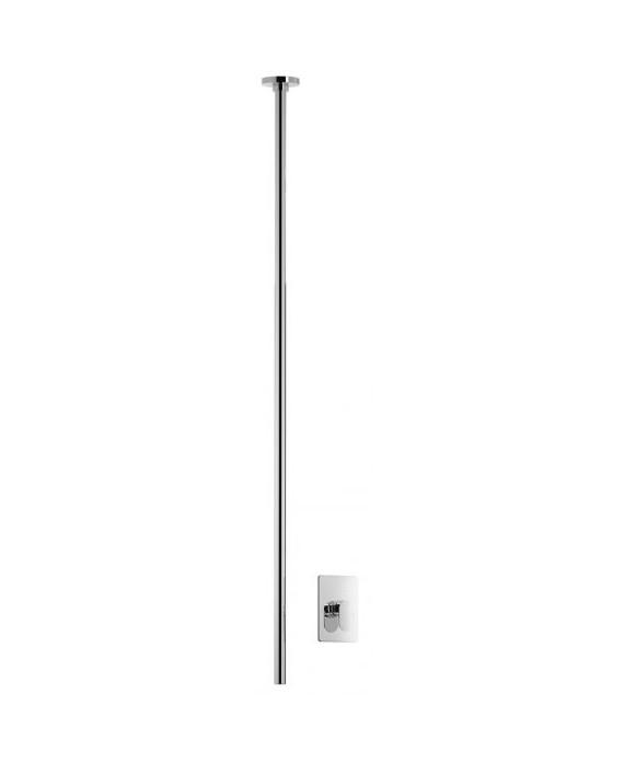 mitigeur lavabo avec bec plafond k2210 chromé