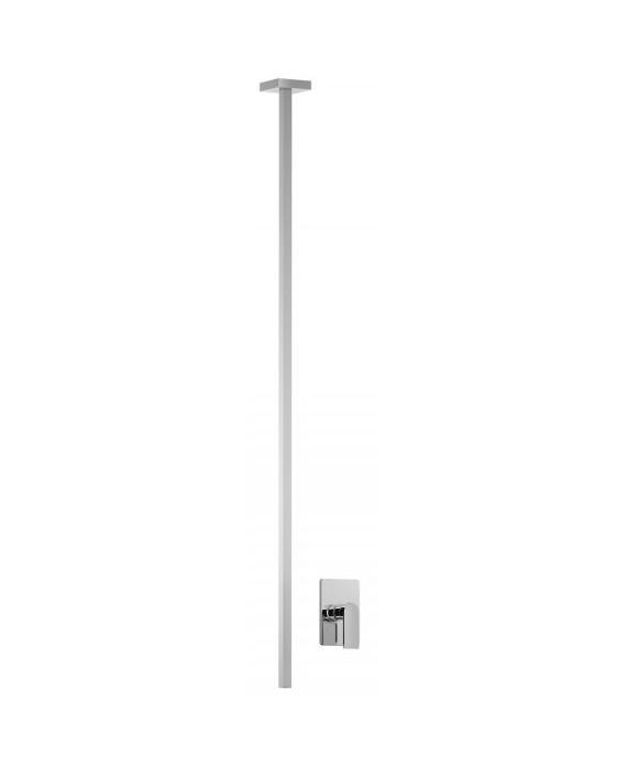 mitigeur lavabo avec bec plafond carré KH k3210 chromé