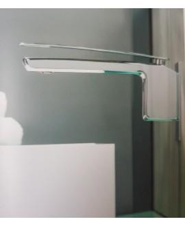mitigeur lavabo encastré carré KH k3206 chromé