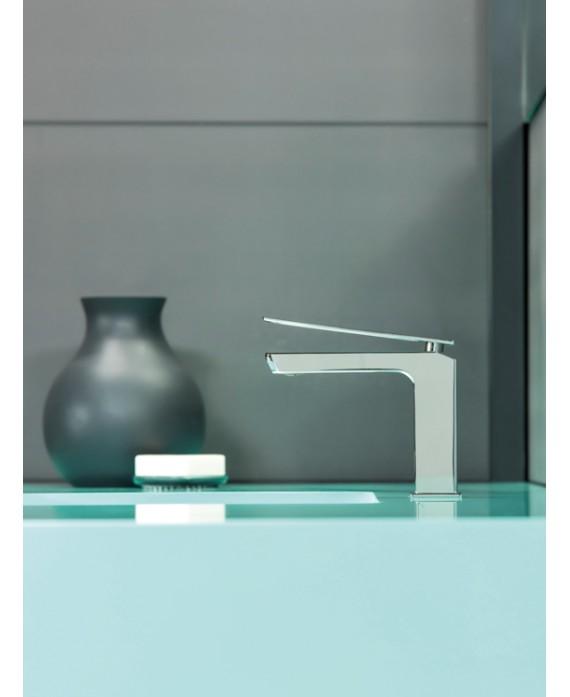 mitigeur lavabo carré KH k3200 chromé