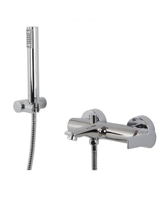 mitigeur baignoire mast avec complet douche F3134