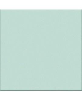 Mosaique en grès cérame mat de couleur laguna 5X5 cm