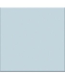 Mosaique sol et mur grès cérame bleu mat salle de bain piscine 5x5cm sur trame, VO azzuro interni