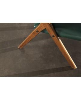carrelage ultra ciment marron 100x100cm épaisseur : 6mm