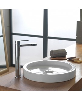 vasque bucketP à poser diamètre:42 cm, hauteur 6 cm