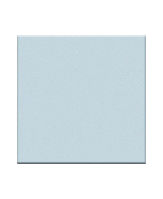 Mosaique brillante bleu azur mur et sol cuisine salle de bain 5X5cm VO azzuro