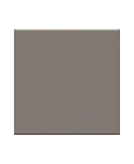 Mosaique brillant gris salle de bain cuisine mur et sol 5x5 cm VO grigio