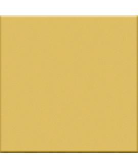 Mosaique brillant jaune cuisine salle de bain sol et mur 5X5cm VO gialo