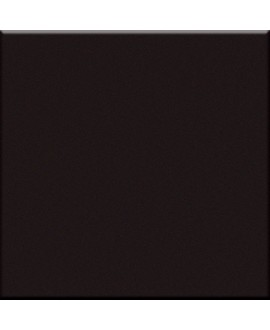 carrelage brillant nero  5X5 cm