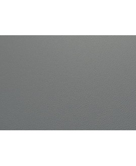 Receveur de douche Kore gris ciment avec caniveau en résine avec bonde horizontale