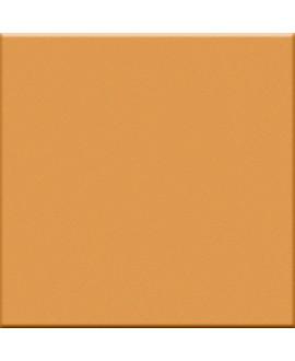 Mosaique en grès cérame brillant mandarino 5X5cm