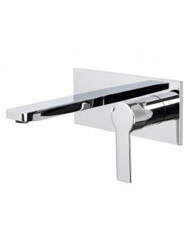 mitgeur lavabo encastré mast bec 149mm F3141X5 chromé