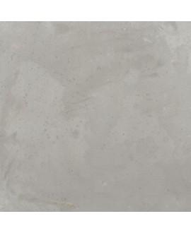 Carrelage imitation béton ciré mat 60x60cm rectifié, savinnova ferro