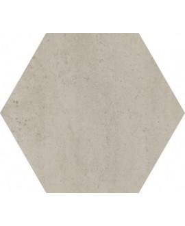 carrelage hexagone domus cenere 34.5x40cm